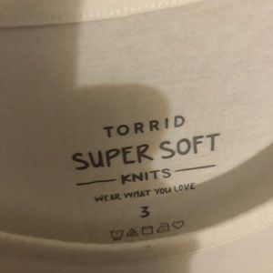 torrid Tops - 3 casual tops